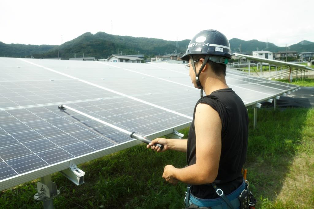 愛知・東海エリアで太陽光発電の修理・メンテナンスなら|THS
